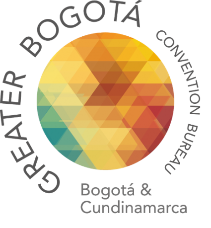 Partner logo Great Bogotá Convention Bureau