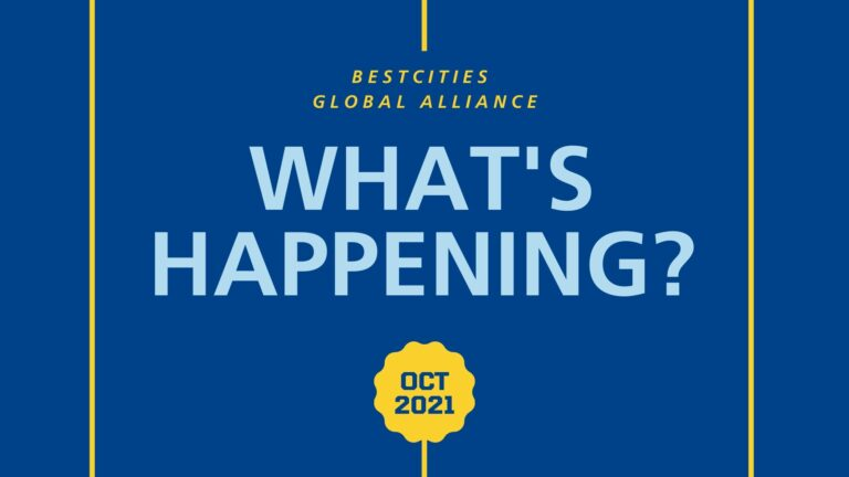 BestCities - What's Happening - October